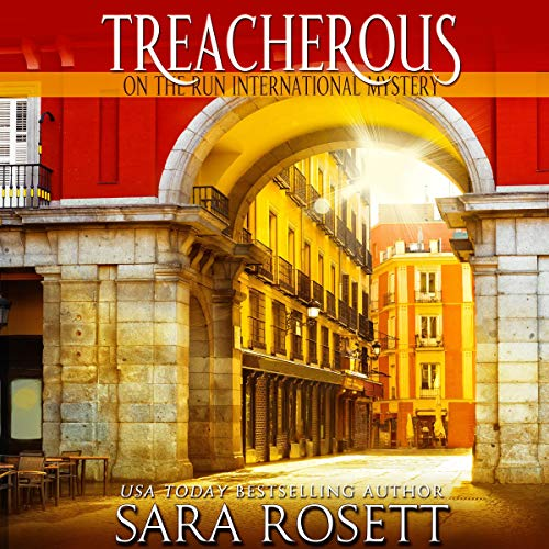 Treacherous Audiobook By Sara Rosett cover art
