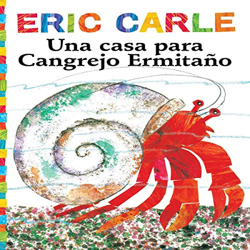 Una casa para Cangrejo Ermitano [A House for Hermit Crab] Titelbild