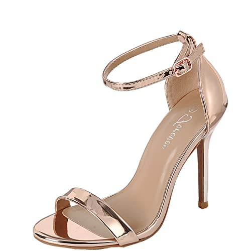 6cff47b5e847 Forever Link Passion-86 Lady Dress Sandals