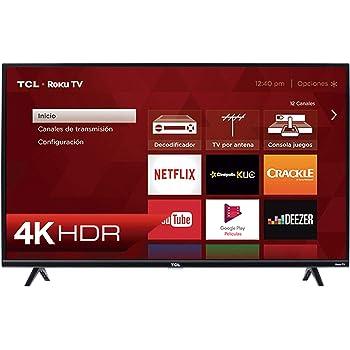 """TV TCL 65"""" 4K UHD Roku Tv LED 65S425-MX"""