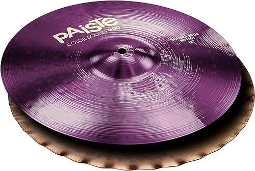 opciones a bajo precio CS 900 Sound Edge HiHat 14  Color Color Color Sound púrpura  minorista de fitness