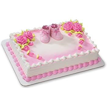 Special Delivery Stork DecoSet Cake Decoration Decopac 10218