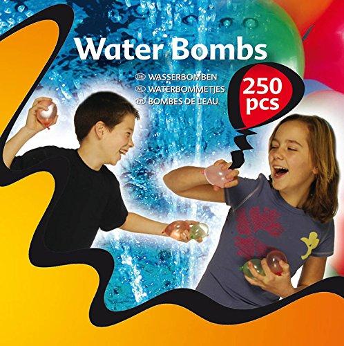 diverse 500 x Wasserbomben Wasserbombe Wasserballons Bunt Water Bombs Wasser Bombe