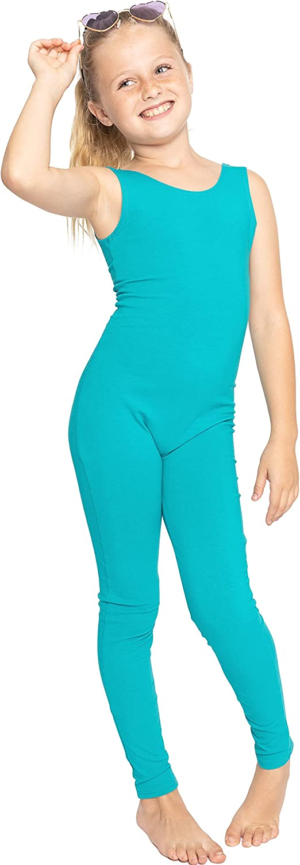 Stretch Mail order cheap is Comfort Free Shipping Cheap Bargain Gift Teamwear Unitard Girl's Tank Cotton