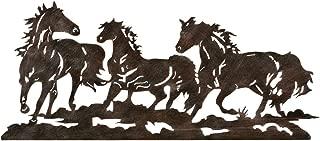 BLACK FOREST DECOR Wall Art (Running Horse)