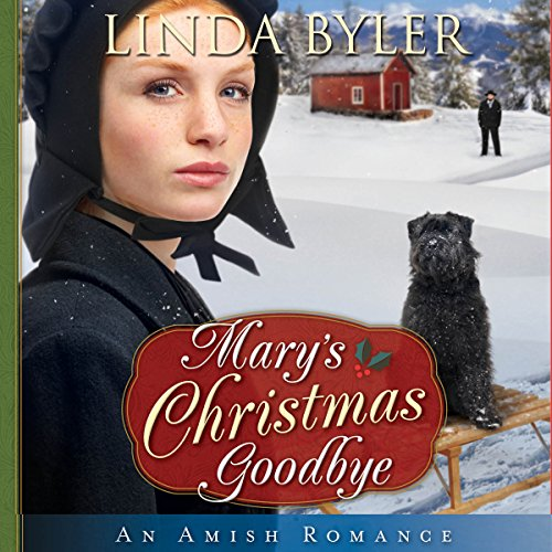 Mary's Christmas Goodbye audiobook cover art