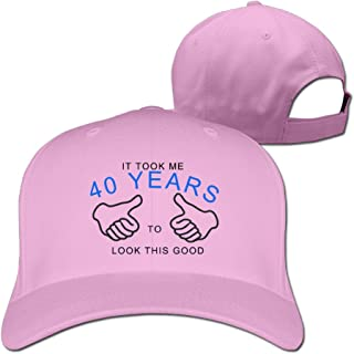 It Took Me 40 Years To Look This Good Baseball Caps