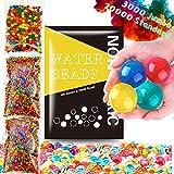 Leeche Non Toxic 300pcs Jumbo & 20000 Small Water Beads...