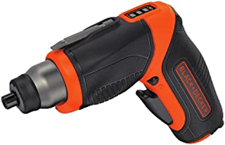 BLACK+DECKER Dual Grip Lithium-ion screwdriver, 3.6V