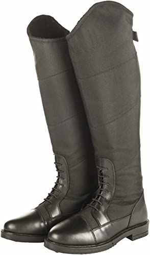 HKM Bottes d'équitation - Style hiver -