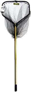 StowMaster TS94IM Tournament Series Precision Landing Net, Gold/Black