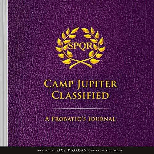 Camp Jupiter Classified cover art