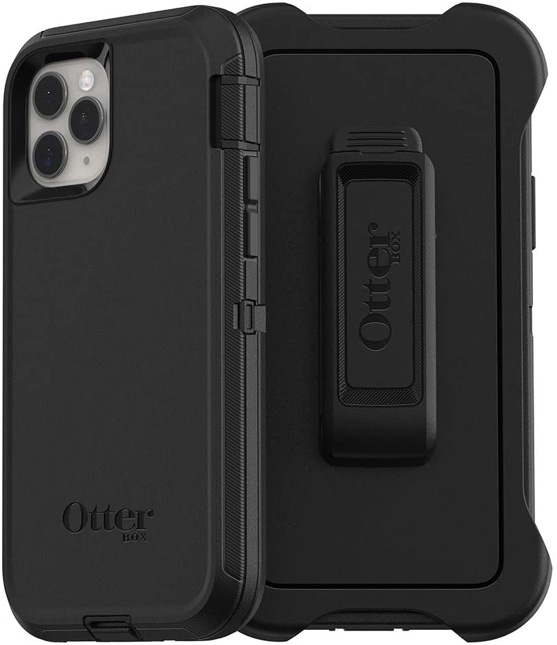 OtterBox DEFENDER SERIES SCREENLESS EDITION Case For iPhone 11 Pro - BLACK