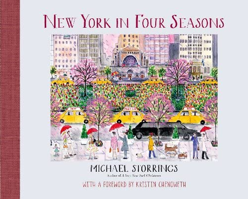 New York in Four Seasons product image