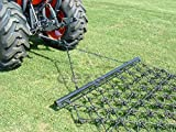 Neat Attachments 6'4' x 3' Multi Action Drag Chain Harrow - Overall 6' Long - 1/2' Dia