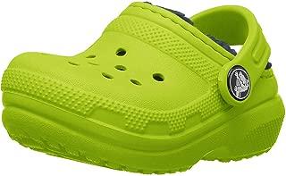 crocs Unisex Kid's Classic Lined Clog K