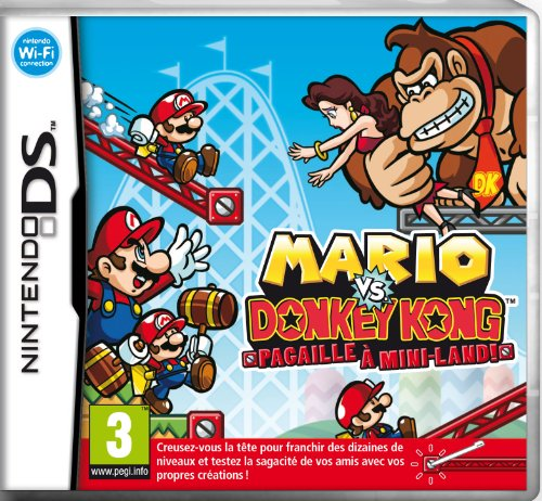 Nintendo  Mario vs. Donkey Kong: Mini-Land Mayhem!