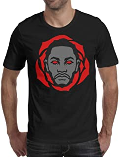 Mens American Football Short T Shirts Outdoor Design Creative Cotton