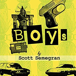 Boys cover art