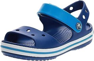 Crocs Unisex Kids Crocband Kids'' Sandal, Cerulean Blue Ocean, 11 UK Child
