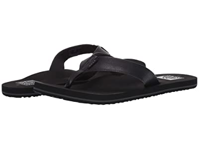 Reef Twinpin (Black/Black) Men