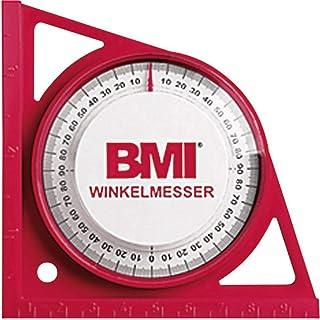 BMI 789500 Protractor, Multi-Colour