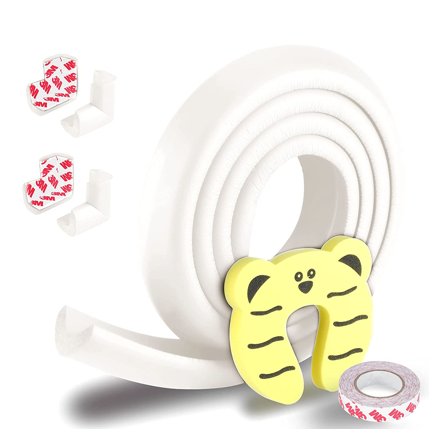 Ricbestlab Baby Proofing Edge and 3M Fixed price for sale Pre-T Animer and price revision Safety Corner Guards
