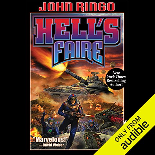 Hell's Faire audiobook cover art