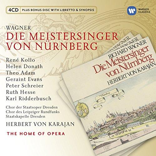 Maestros Cantores De Nuremberg (H.V.Kara