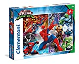 Clementoni - 26967 - Puzzle - Ultimate Spiderman - 60 Pièces