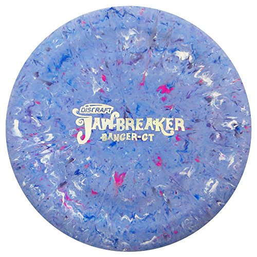 Discraft Jawbreaker Banger-GT Putt and Approach Golf Disc [Colors May Vary] - 173-174g