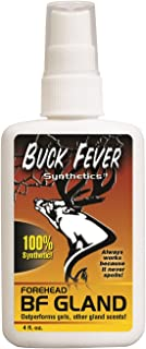 Buck Fever - Synthetic Scents - BF- FGland - 4 oz. - Forehead Gland - Deer Scents - Dear Attractants - Whitetail Hunting