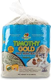 American Pet Diner 140 Timothy Gold Hay, 24 Oz