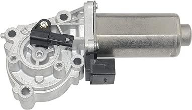 Transfer Case Shift Actuator Shift Motor with Sensor for BMW X3 X5 27107566296 27107541782 27103455136 Range Rover LR3 LR4 IGH500040