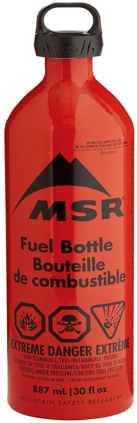 MSR Liquid Bottle Fuel Spring new work one after Popular overseas another