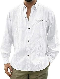 Amazon.nl: Linnen Tops, T shirts & shirts Kleding