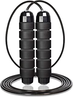 GOCART WITH G LOGO Skipping Rope for Men Gym, Women, Weight Loss, Kids, Girls, Children, Adult Best in Sports, Fitness, Ex...