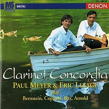 Clarinet Concordia
