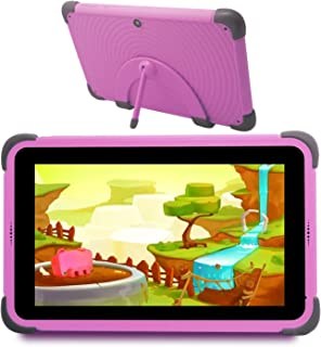 Kids Tablet 7 inch Android 10 Tablets for Kids, 32GB ROM IPS HD Display Toddler Tablet with WiFi Dual Camera Childrens Tab...