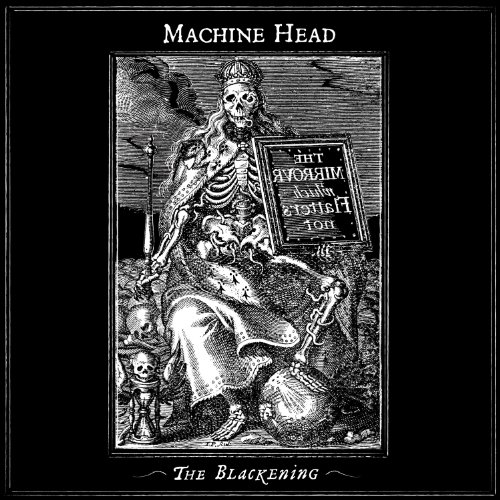 Machine Head -The Blackening (CD