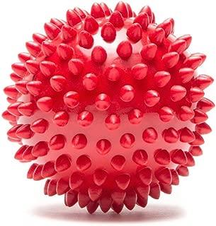 Pro-Tec Athletics High Density Spiky Massage Ball, Red