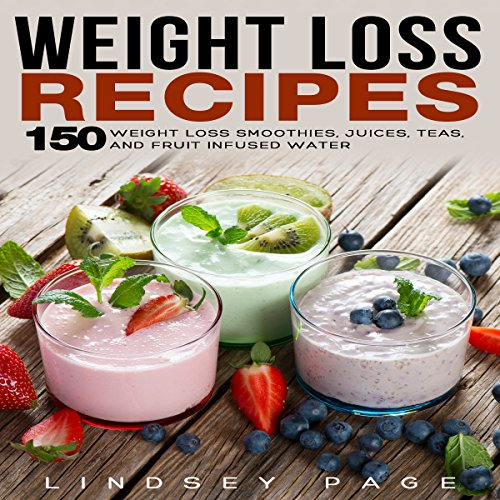 Weight Loss Recipes audiobook cover art
