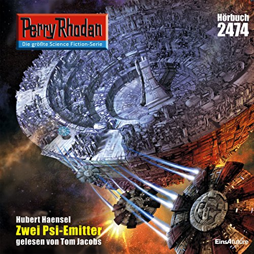 Zwei Psi-Emitter     Perry Rhodan 2474              Written by:                                                                                                                                 Hubert Haensel                               Narrated by:                                                                                                                                 Tom Jacobs                      Length: 2 hrs and 51 mins     Not rated yet     Overall 0.0