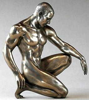 Body Talk Sculpture Homme- Résine, 15cm # 75079