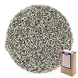 Núm. 1161: Té de hierbas orgánico 'Flores de lavanda' - hojas sueltas ecológico - 100 g - GAIWAN GERMANY - Lavanda de la agricultura ecológica en Italia