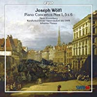 Wolfi: Piano Concertos Nos. 1, 5 & 6 by JOSEPH WOLFL (2008-07-29)