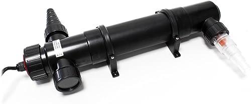 SunSun CUV-136 Stérilisateur Clarificateur de bassins ou d'étang avec Lampe Rayons UV-c 36W