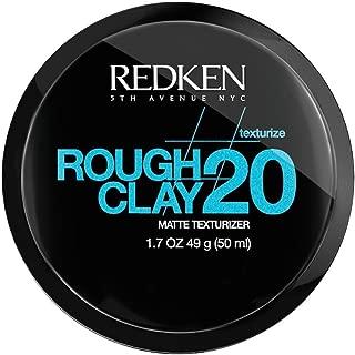 REDKEN by Redken: ROUGH CLAY 20 MATTE TEXTURIZER 1.7 OZ