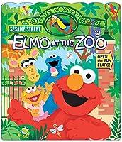 Sesame Street: Elmo at the Zoo (1) (Open Door Book)