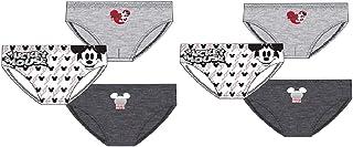 Suncity 2 Packs 3 Unidades Calzoncillo Mickey Mouse Disney niño 2/3 años